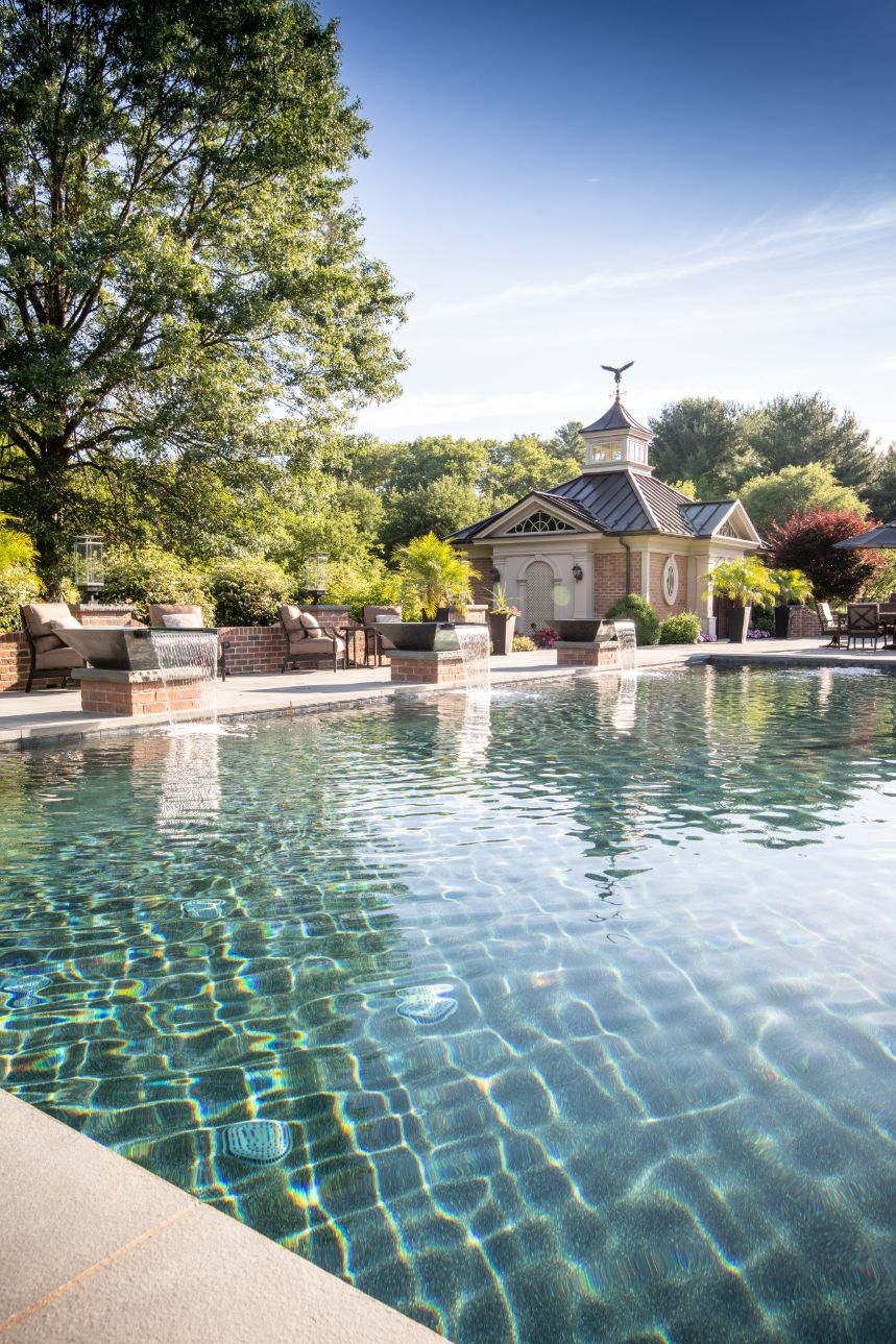 Lehigh Valley swimming pool builders
