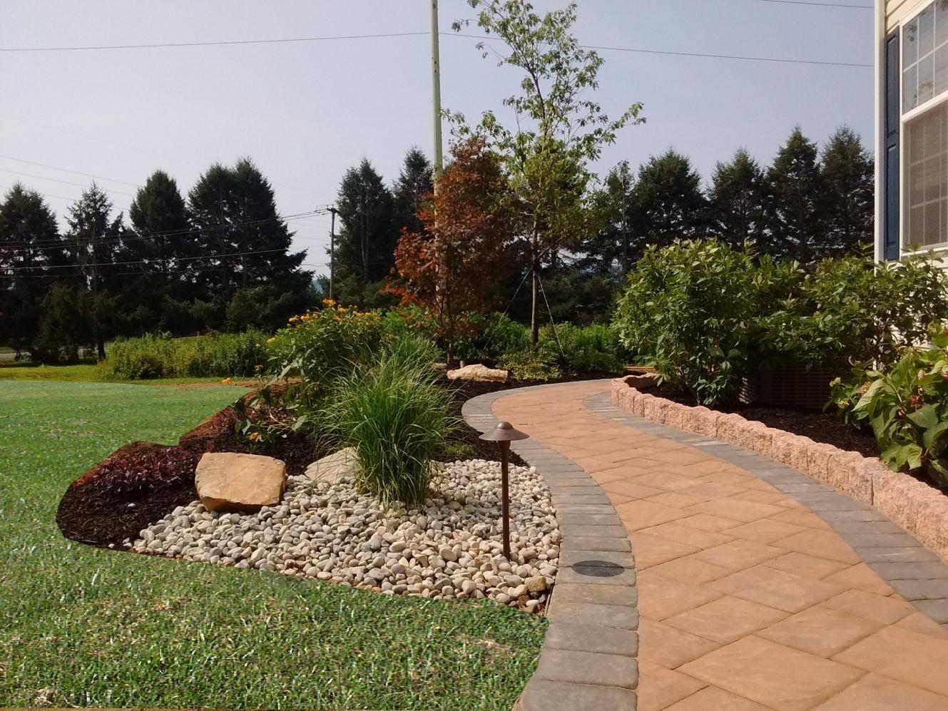 Spring Landscape Clean Ups